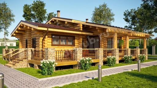 Проект дома ДР — 048